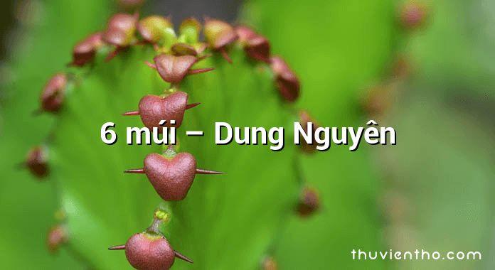 6 múi – Dung Nguyên