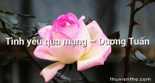 Tình yêu qua mạng – Dương Tuấn