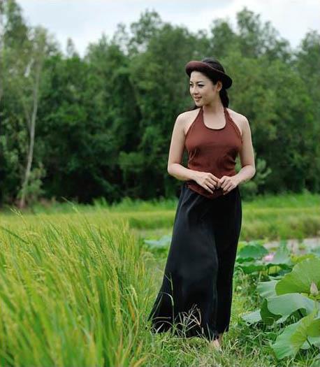chan que nguyen binh - Chân quê - Nguyễn Bính