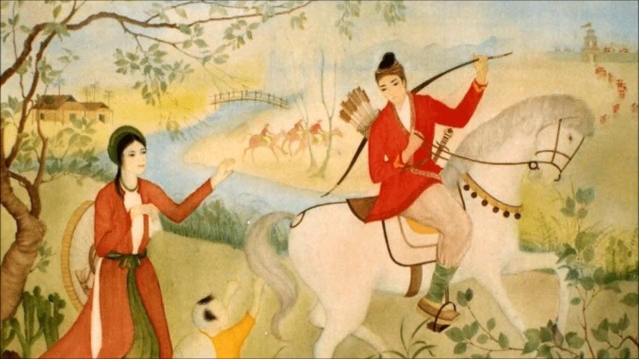 chinh phu ngam dang tran con - Chinh phụ ngâm - Đặng Trần Côn