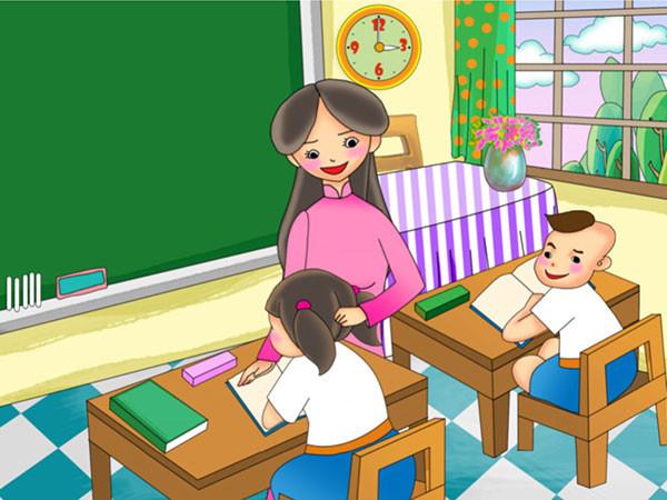 co giao lop em nguyen xuan sanh - Cô giáo lớp em - Nguyễn Xuân Sanh