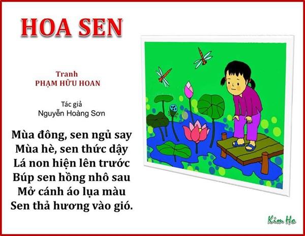 hoa sen nguyen hoang son - Hoa sen - Nguyễn Hoàng Sơn