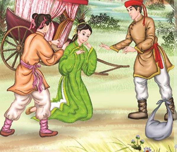 luc van tien cuu kieu nguyet nga nguyen dinh chieu - Lục Vân Tiên cứu Kiều Nguyệt Nga - Nguyễn Đình Chiểu