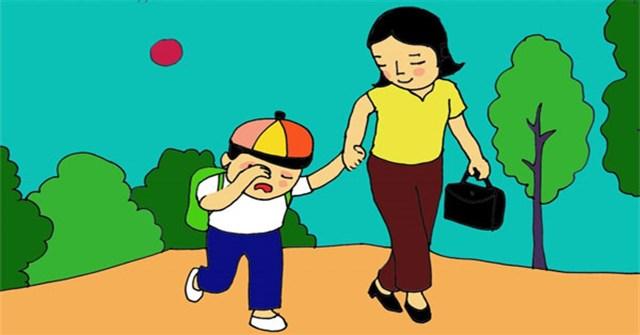 ngay dau tien di hoc vien phuong - Ngày đầu tiên đi học - Viễn Phương