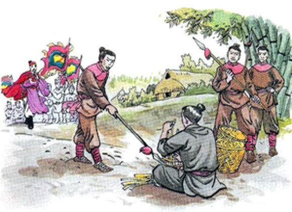 to long pham ngu lao - Tỏ lòng - Phạm Ngũ Lão