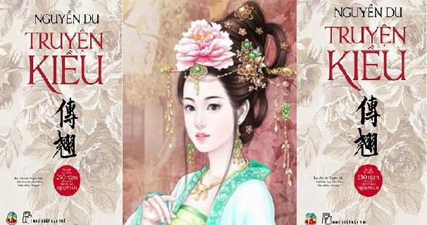 truyen kieu 2 nguyen du - Truyện Kiều 1 - Nguyễn Du