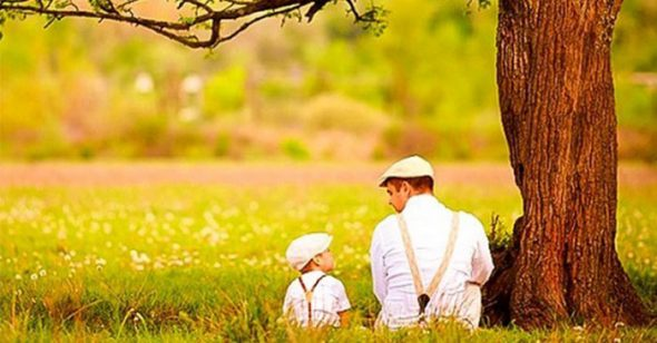 nhung bai tho ngan hay ve cha va tinh cha bat hu - Những bài thơ ngắn hay về cha và tình cha bất hủ