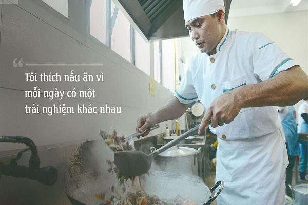 nhung bai tho ngan hay ve nghe dau bep duoc nhieu nguoi yeu thich 1 - Những bài thơ ngắn hay về nghề đầu bếp được nhiều người yêu thích