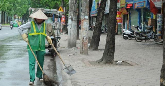nhung bai tho ngan hay ve nghe lao cong xuc dong - Những bài thơ ngắn hay về nghề lao công xúc động