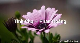 Tình Cha – Phan Hoàng