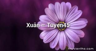 Xuân – Tuyen45