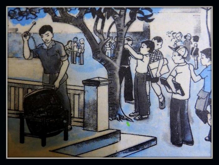 top 10 bai tho dau tien day ta thanh nguoi thoi moi di hoc 1 - Top 10 Bài thơ đầu tiên dạy ta thành người thời mới đi học