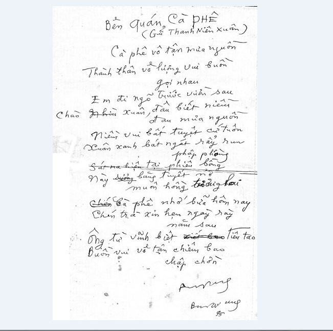 top 10 bai tho hay cua nha tho bui giang 4 - Top 10 Bài thơ hay của nhà thơ Bùi Giáng
