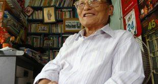 Nhà thơ Giang Nam
