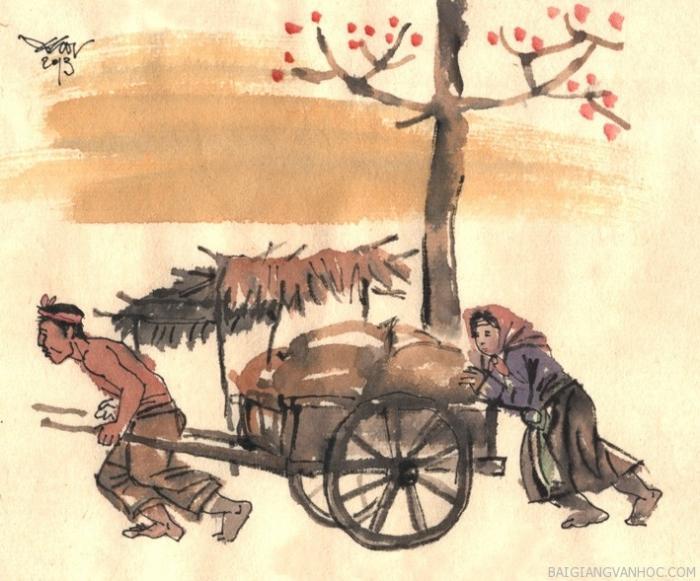 top 10 bai tho hay cua nha tho nguyen khuyen 6 - Top 10 Bài thơ hay của nhà thơ Nguyễn Khuyến