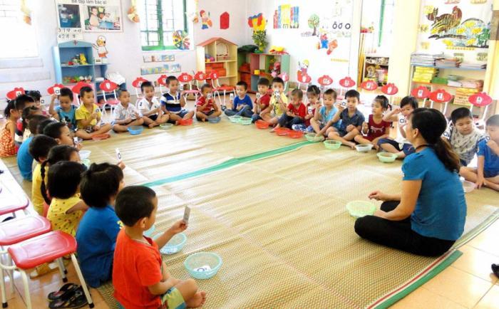 top 10 bai tho ve co giao mam non hay va y nghia nhat 6 - Top 10 Bài thơ về cô giáo mầm non hay và ý nghĩa nhất
