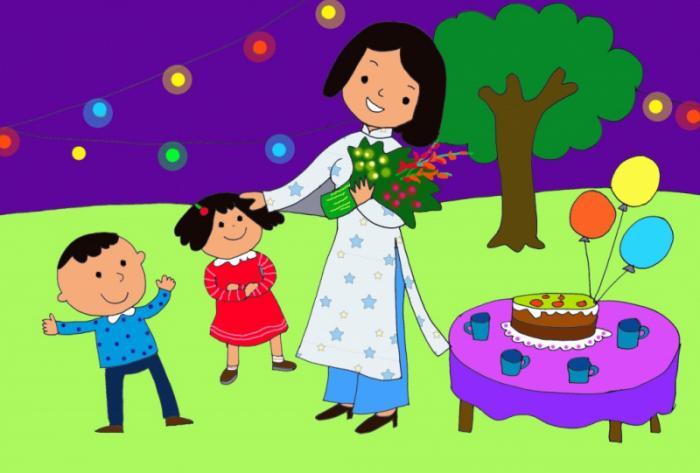 top 10 bai tho ve ngay 83 cho tre mam non hay nhat 8 - Top 10 Bài thơ về ngày 8/3 cho trẻ mầm non hay nhất