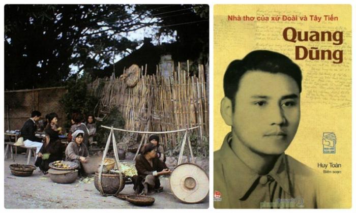 top 12 bai tho hay nhat cua nha tho quang dung 3 - Top 12 Bài thơ hay nhất của nhà thơ Quang Dũng