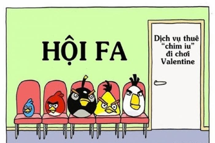 top 15 bai tho che hai huoc huoc nhat ve ngay le tinh yeu 142 cua fa valentine 3 - Top 15 Bài thơ chế hài hước hước nhất về ngày lễ tình yêu 14/2 của FA Valentine
