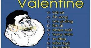 Ối giời Valentine