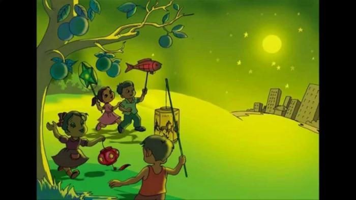 top 16 bai tho hay nhat cho be 12 - Top 16 Bài thơ hay nhất cho bé