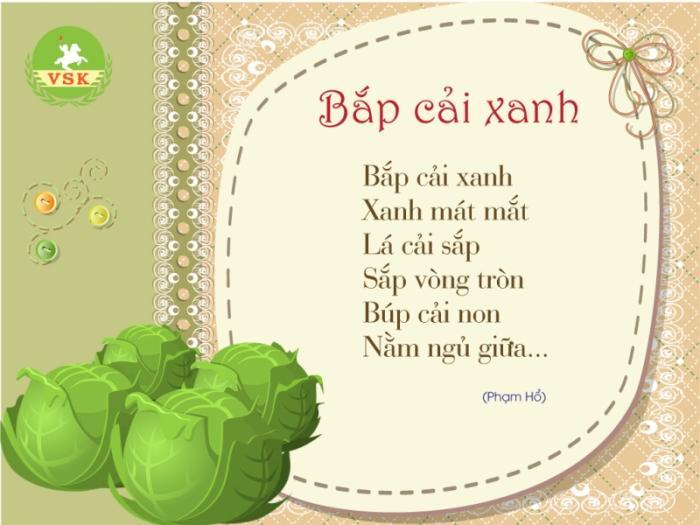 top 16 bai tho hay nhat cho be 3 - Top 16 Bài thơ hay nhất cho bé