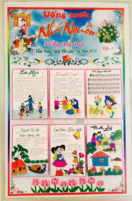 top 20 bai tho bao tuong hay va y nghia nhat ngay nha giao viet nam 11 - Top 20 Bài thơ báo tường hay và ý nghĩa nhất ngày nhà giáo Việt Nam