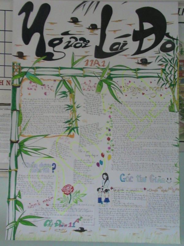 top 20 bai tho bao tuong hay va y nghia nhat ngay nha giao viet nam 3 - Top 20 Bài thơ báo tường hay và ý nghĩa nhất ngày nhà giáo Việt Nam