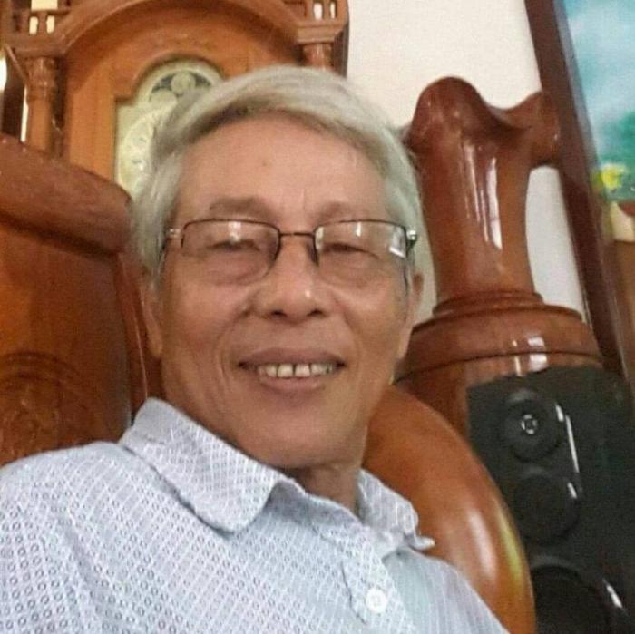 Ảnh tác giả Hoàng Chẩm