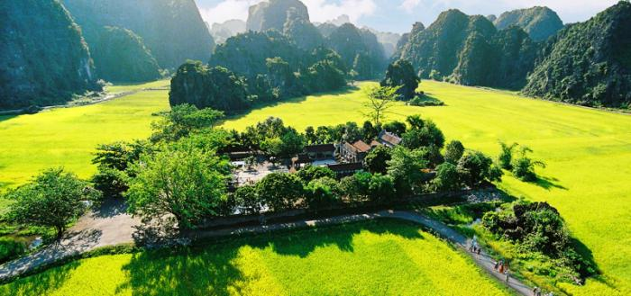 top 20 bai tho hay nhat viet ve que huong ninh binh 34 - Top 20 Bài thơ hay nhất viết về quê hương Ninh Bình