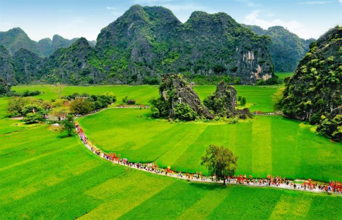 top 20 bai tho hay nhat viet ve que huong ninh binh 35 - Top 20 Bài thơ hay nhất viết về quê hương Ninh Bình