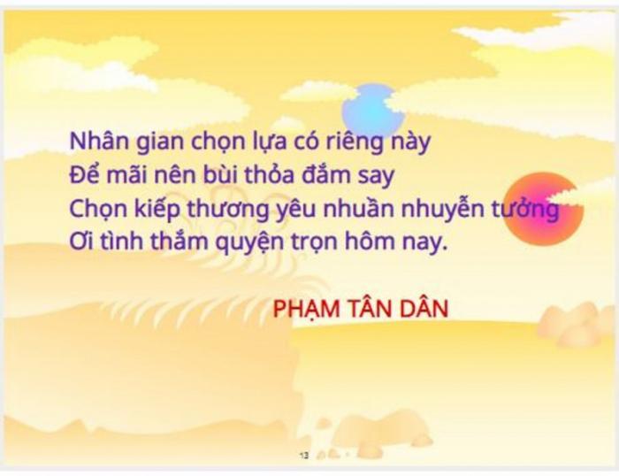 top 20 cau tho hay tang nguoi yeu nhan ngay le tinh nhan 10 - Top 20 Câu thơ hay tặng người yêu nhân ngày lễ tình nhân
