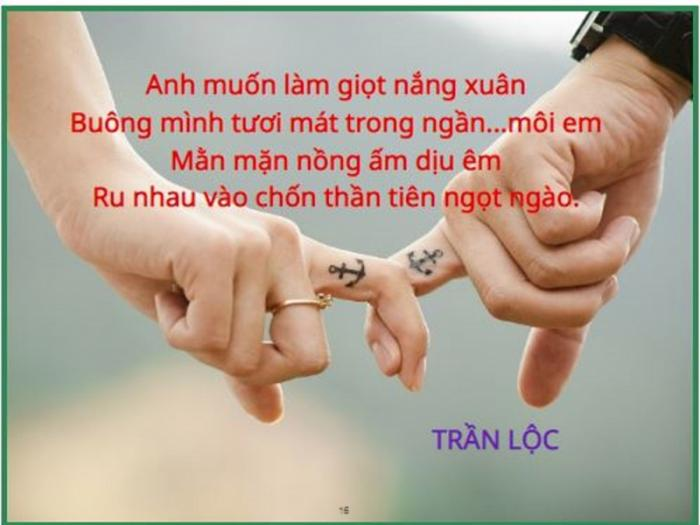 top 20 cau tho hay tang nguoi yeu nhan ngay le tinh nhan 13 - Top 20 Câu thơ hay tặng người yêu nhân ngày lễ tình nhân