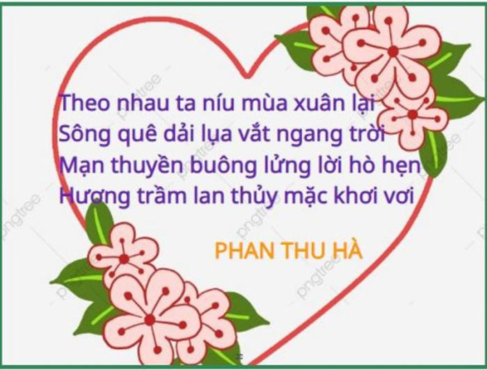 top 20 cau tho hay tang nguoi yeu nhan ngay le tinh nhan 17 - Top 20 Câu thơ hay tặng người yêu nhân ngày lễ tình nhân
