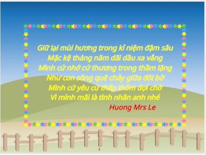 top 20 cau tho hay tang nguoi yeu nhan ngay le tinh nhan 3 - Top 20 Câu thơ hay tặng người yêu nhân ngày lễ tình nhân