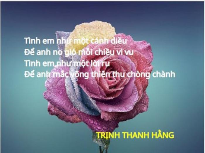 top 20 cau tho hay tang nguoi yeu nhan ngay le tinh nhan 6 - Top 20 Câu thơ hay tặng người yêu nhân ngày lễ tình nhân