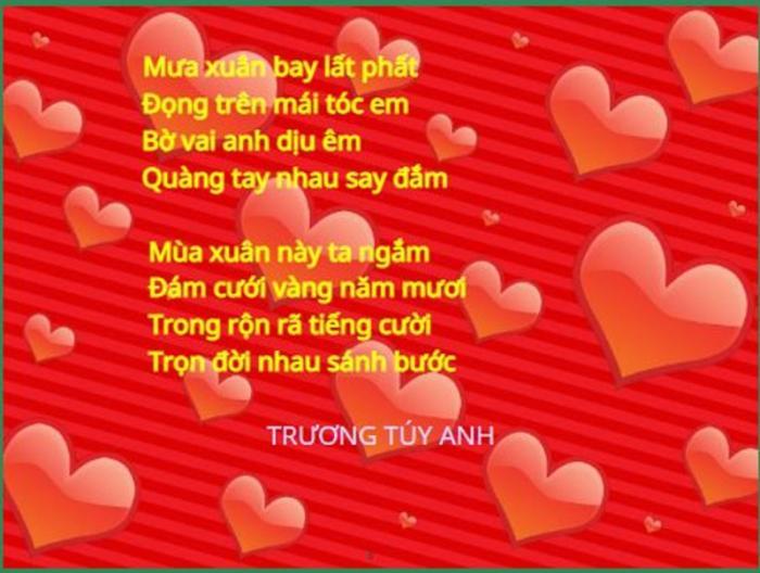 top 20 cau tho hay tang nguoi yeu nhan ngay le tinh nhan 7 - Top 20 Câu thơ hay tặng người yêu nhân ngày lễ tình nhân