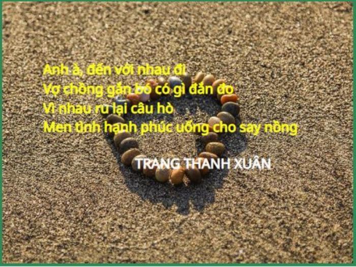 top 20 cau tho hay tang nguoi yeu nhan ngay le tinh nhan 9 - Top 20 Câu thơ hay tặng người yêu nhân ngày lễ tình nhân