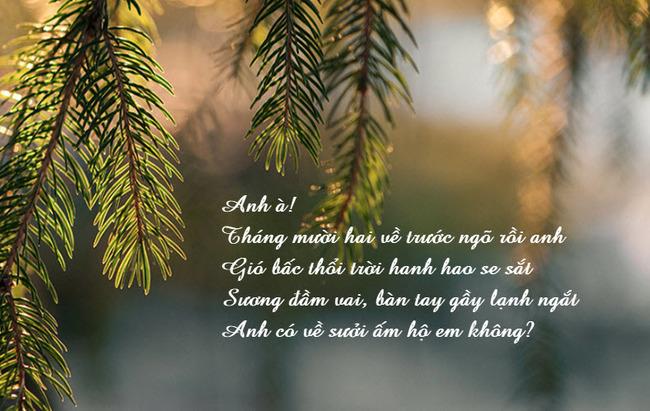 top 34 bai tho hay viet ve thang 12 33 - Top 34 Bài thơ hay viết về tháng 12